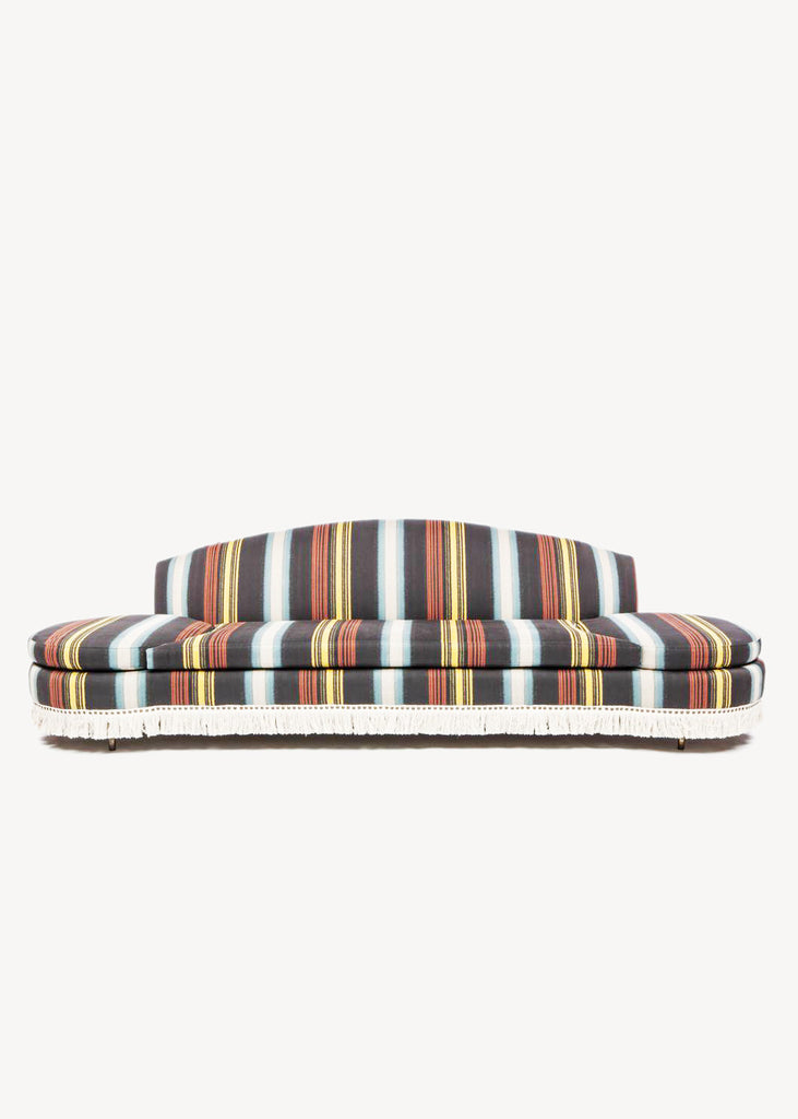 Yucca Valley Striped Couch - Eskell