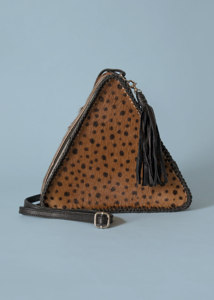 Triangle Bag Leopard - Eskell