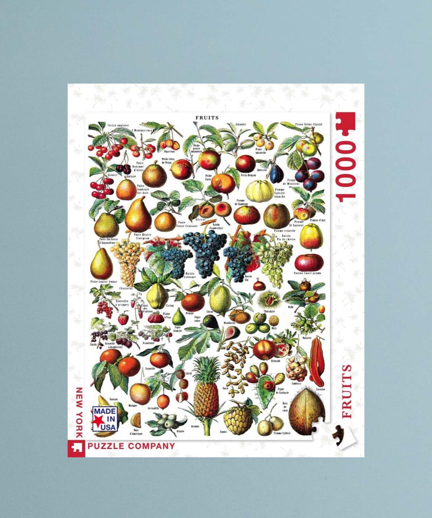 Fruits Puzzle - Eskell