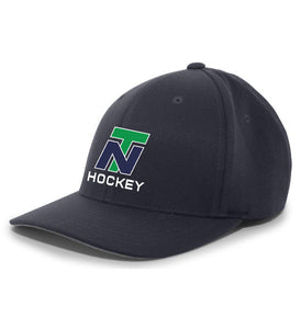 New Trier Hockey - Flex-Fit Ball Cap