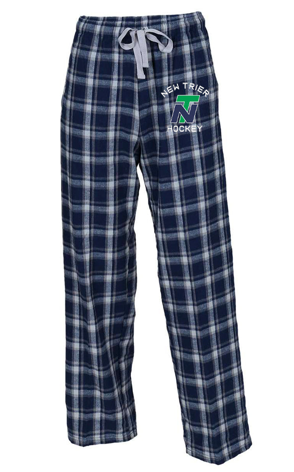 New Trier Hockey Flannel PJ Pant