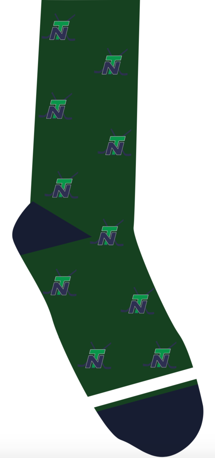 New Trier Mid-Weight Socks