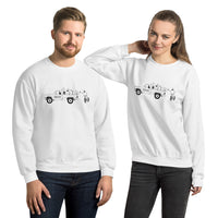 Stay At Home Concert Sweatshirt