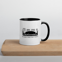 I'LL SEE YOU AT FITZGERALD'S COFFEE MUG