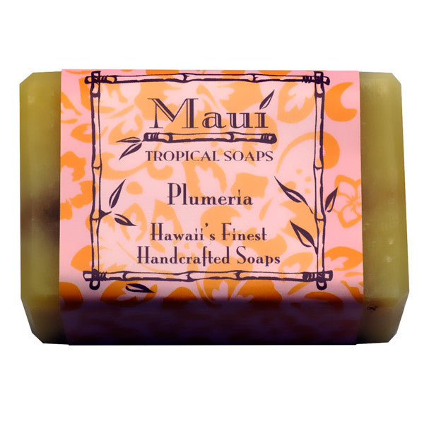 Plumeria Traditional Hawaiian Soap
