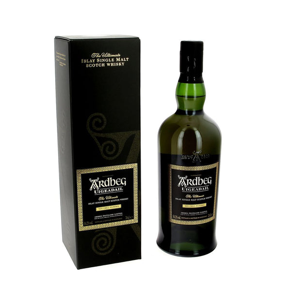 Ardbeg Uigeadail Single Malt 54.2%  - 70cl