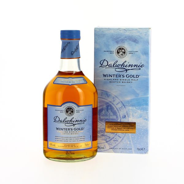 Dalwhinnie winter gold 43% - 70cl
