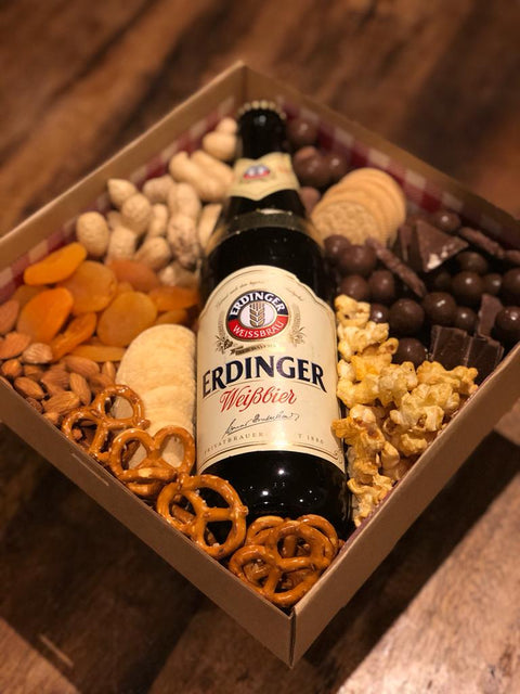 Imported Beer Grazing Box