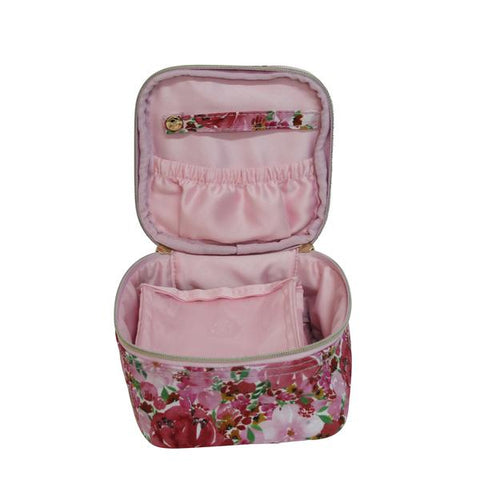 Jewellery Cube - Flourish Pink
