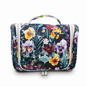 Essential Hanging Cosmetic Bag - Evening Bloom