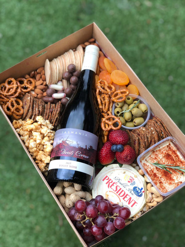 Wine Grazing Box
