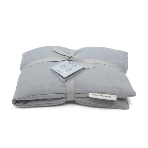 Heat Pillow -  Luxe Linen Dove