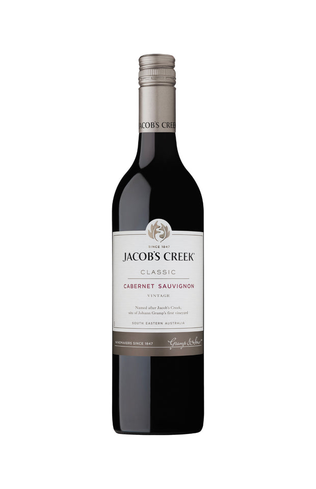 Jacob's Creek Cabernet Sauvignon 2019 - Add On
