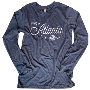 'From Atlanta' Long Sleeve T-Shirt