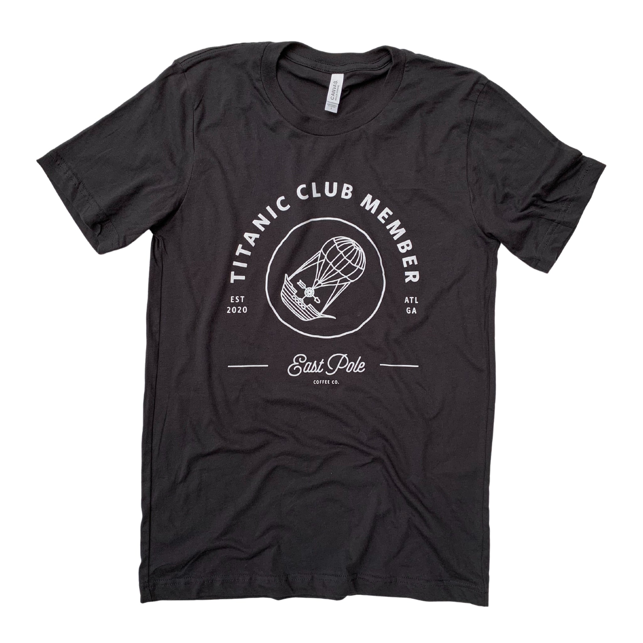 Titanic Club T-shirt