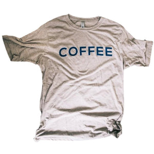 'COFFEE' Short Sleeve T-Shirt