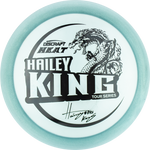 Hailey King Metallic Z Heat