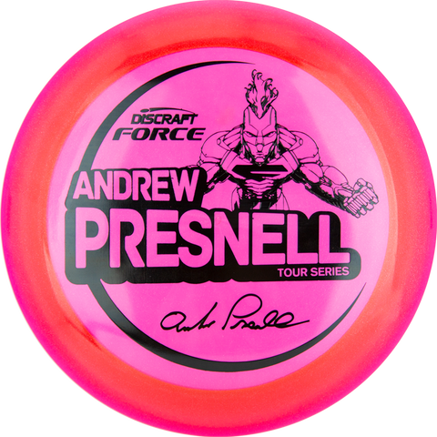 Andrew Presnell Metallic Z Force