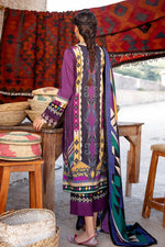 Load image into Gallery viewer, Raha IZNIK Zarsa Unstitched Suit