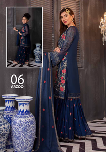 Arzoo Mommy & Me Ladies Suit