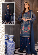 Load image into Gallery viewer, Arzoo Mommy & Me Ladies Suit