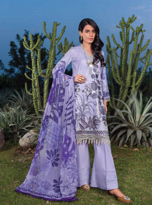 Lilac Kuch Khas Ladies Suit