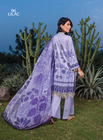 Load image into Gallery viewer, Lilac Kuch Khas Ladies Suit