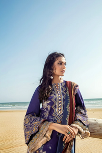 Tyrian BAROQUE Khaddar Unstitched Suit