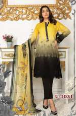 Load image into Gallery viewer, Yellow Chiken Kari Ladies Suit