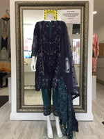 Load image into Gallery viewer, Nightingale by Afrozeh Ladies Frock