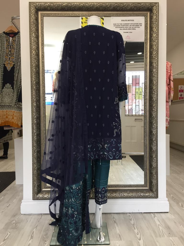 Nightingale by Afrozeh Ladies Frock