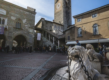 5 things to do in your day trip to Bergamo