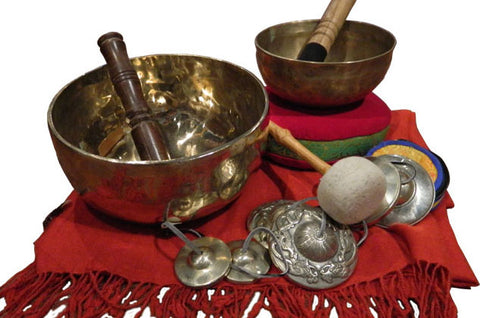 Malas, Singing Bowls & more