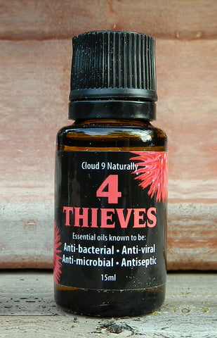 4 Thieves Essential Oil Blend - 15 ml