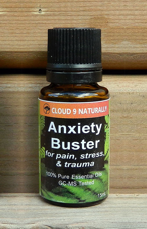 Anxiety Buster Essential Oil Blend - 15 ml