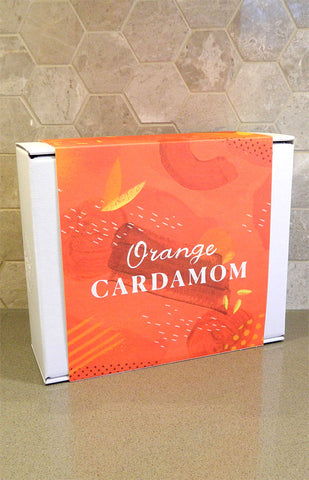 Gift Set - Orange Cardamom from Rocky Mountain Soap Co.