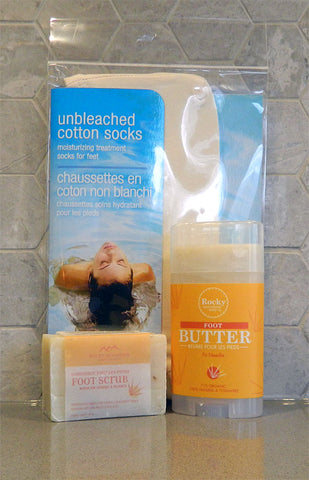 Better Together - Rocky Mountain Foot Scrub & Foot Butter
