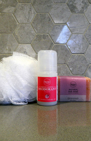 Better Together - Geranium Rocky Mountain Soap & Deodorant