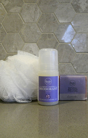 Better Together - Lavender Rocky Mountain Soap & Deodorant