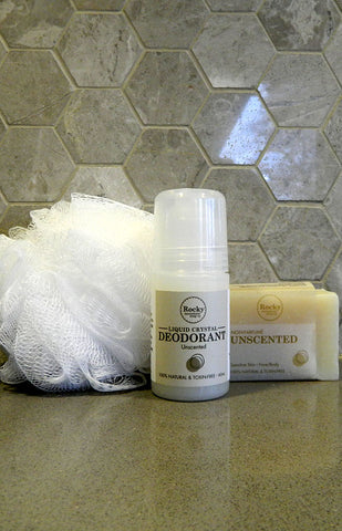Better Together - Unscented Rocky Mountain Soap & Deodorant