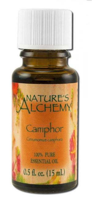 Camphor Essential Oil - 15 ml