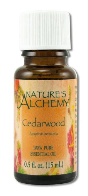 Cedarwood Essential Oil - 15 ml