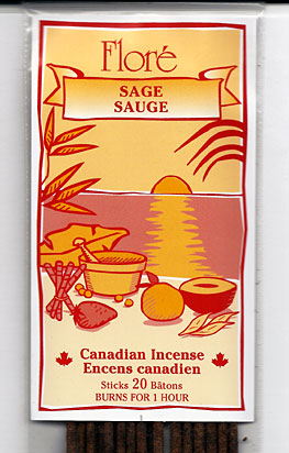 Flore Sage Incense Sticks
