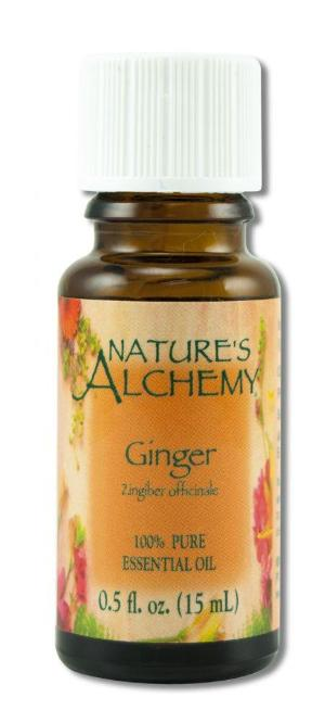 Ginger Essential Oil - 15 ml