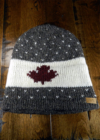 Hat - Harvest Maple Slouch Toque