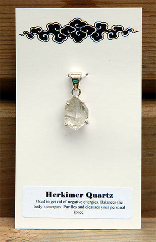Herkimer Diamond 001