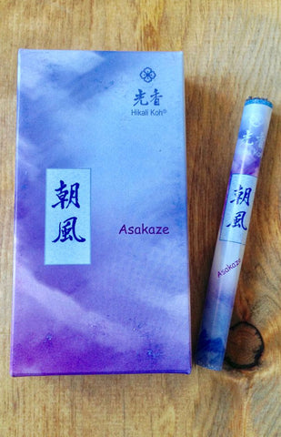 Japanese Incense Asakaze - Mountain Breeze