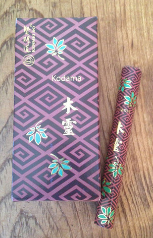 Japanese Incense Kodama - Spirit of Trees