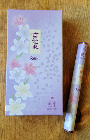 Japanese Incense Reiki - Spiritual Energy