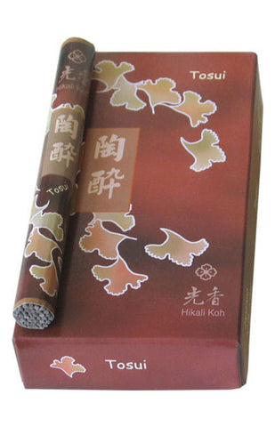 Japanese Incense Tosui - Joy of the Heart